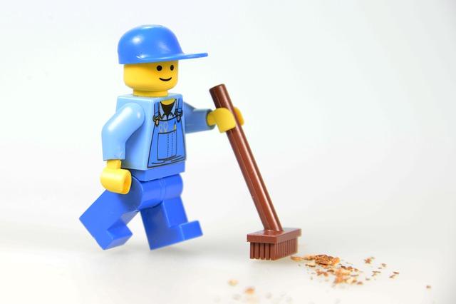 ניקיון בתים לאחר בנייה או שיפוץ