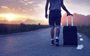 מזוודות לגברים