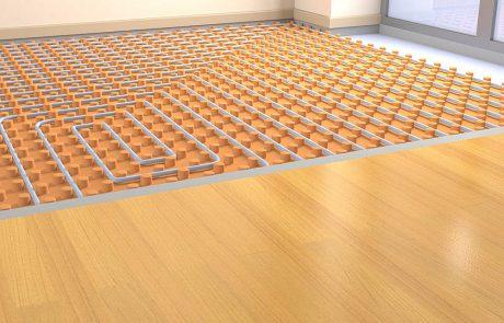 הידעת? חימום תת רצפתי מתקינים בקיץ ולא בחורף!