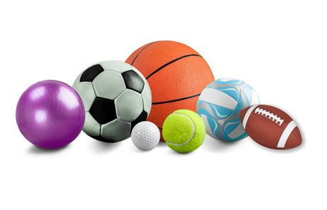 ציוד ספורט ממיטב היצרנים המובילים בעולם