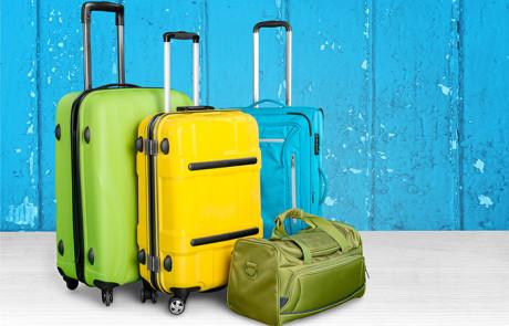 סוגים שונים של תיקי נסיעה