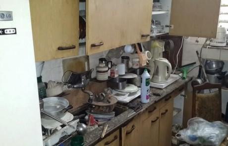 פינוי דירות מזוהמות
