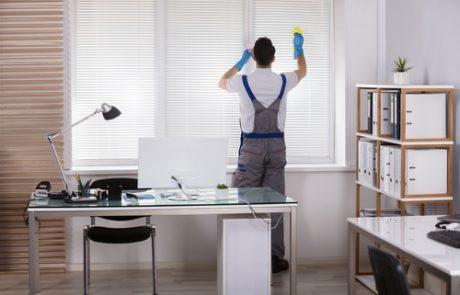 איך בוחרים חברה לניקוי חלונות