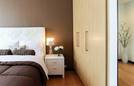 מה הופך חדרי שינה למעוצבים?