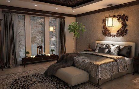 חדרי שינה יוקרתיים