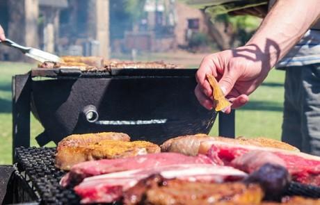 טעים בגינה: מטבחי חוץ לכל עונות השנה