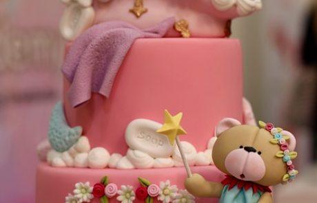 איך מכינים עוגה בצורות?