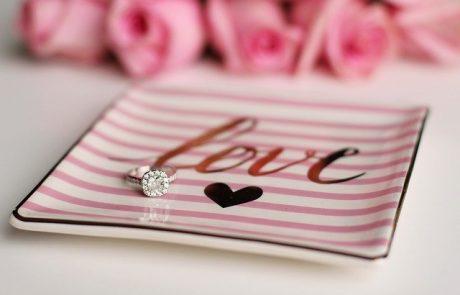איך בוחרים טבעת אירוסין?