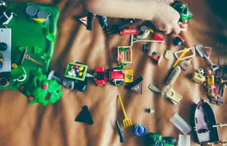 כל היתרונות של משחקי יצירה לילדים