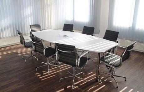 רהיטים למשרד – בחירת נכונה של עיצוב ונוחות