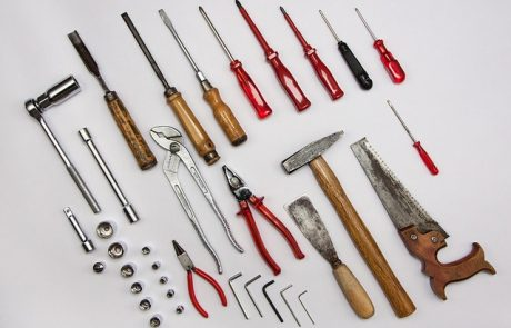 כלי עבודה – מה כל גבר חייב בבית?